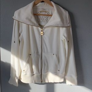 Michael Kors ivory jacket